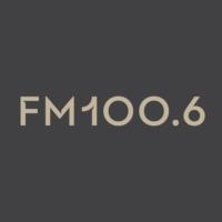 Logo of radio station FM 100.6