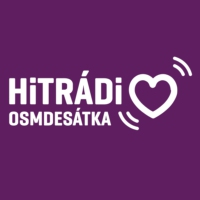 Logo of radio station Hitrádio Osmdesátka