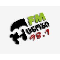 Logo of radio station რადიო უცნობი FM 98.1