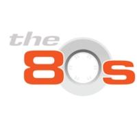 Logo of radio station The 80s