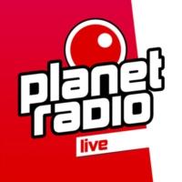 Logo of radio station planet radio