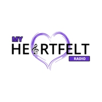Logo of radio station My Heartfelt Radio