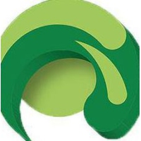 Logo of radio station Radio Zeleni