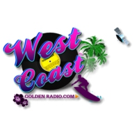 Logo of radio station West Coast Golden Radio