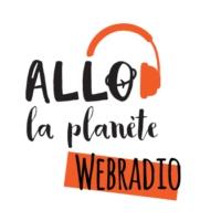 Logo of radio station Allô La Planète