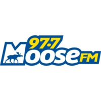 Logo de la radio CHMS-FM Moose 97.7