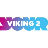 Logo de la radio Viking 2