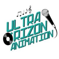 Logo de la radio Ultra O'rizon Animation