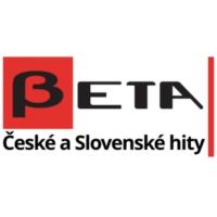 Logo de la radio Rádio Beta - České a Slovenské hity