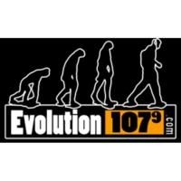Logo de la radio CFML-FM Evolution 107.9
