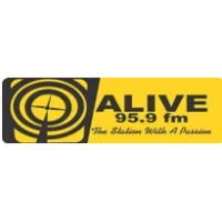 Logo de la radio Alive 95.9 FM