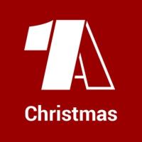 Logo de la radio - 1A Christmas -