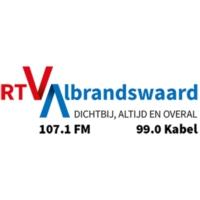 Logo of radio station RTV Albrandswaard