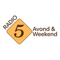 Logo of radio station Nos Radio 5