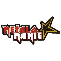 Logo de la radio Rock Rádio - Metalománie
