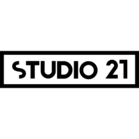 Logo of radio station STUDIO 21