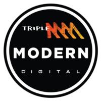 Logo de la radio Triple M Modern