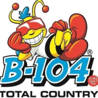 Logo of radio station B-104