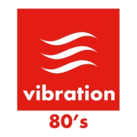 Logo of radio station Vibration 80's