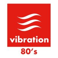 Logo de la radio Vibration 80's