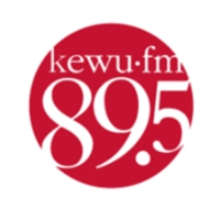 Logo of radio station KEWU 89.5 FM