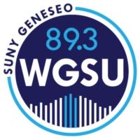 Logo of radio station 89.3 WGSU