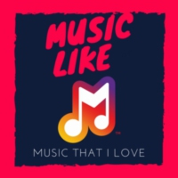 Logo of radio station Musiclike