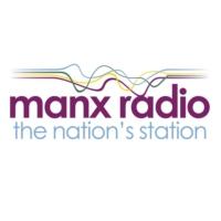 Logo of radio station Manx Radio FM