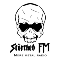 Logo de la radio Scorched FM