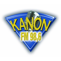 Logo of radio station Kanon FM 98,6