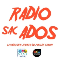 Logo of radio station Radio Sac Ados