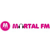 Logo of radio station Mortal FM