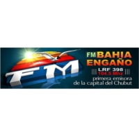 Logo of radio station LRF 398 Bahia Engano