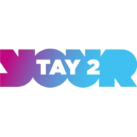 Logo of radio station Tay 2