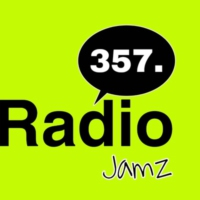 Logo of radio station 357 radio jamz