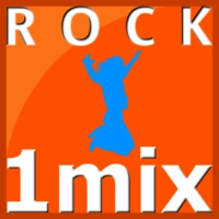 Logo de la radio 1Mix Radio Rock