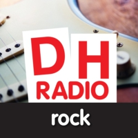 Logo of radio station DH Radio Rock