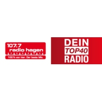 Logo de la radio 107.7 Radio Hagen - Dein Top40 Radio