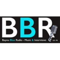 Logo de la radio Bayou Blue Radio
