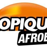 Logo de la radio Tropiques Afrobeat