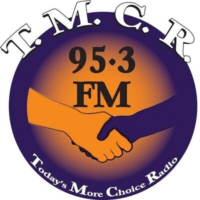 Logo of radio station TMCR 95.3FM