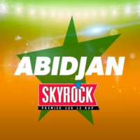 Logo of radio station Skyrock Abidjan