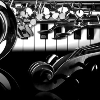 Logo of radio station Радио Каприз - Инструментальная музыка