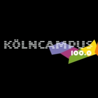 Logo of radio station Kölncampus 100.0
