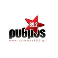 Logo of radio station Rythmós 89.2 - Ρυθμός 89.2