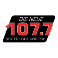 Logo of radio station Die Neue 107.7 - 80er
