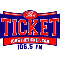 Logo of radio station WLQR ESPN 106.5 The Ticket