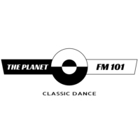 Logo de la radio FM101 - The Planet