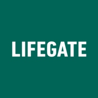 Logo of radio station LifeGate Radio HD