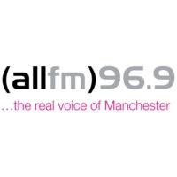Logo de la radio all fm 96.9